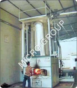 3 Pass Thermic Fluid Heater, Three Pass Multifuel Fired - Thermic Fluid Heater, Manufacturers, Export & Suppliers From India
