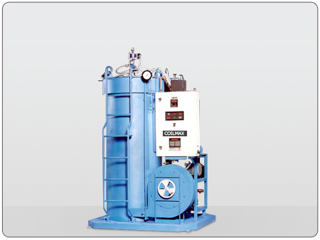 Gas Fired Boiler India, Bi-Drum Water Tube Package Boiler, Gas Fired Boiler System, Fired Steam Boiler, Manufacturers, Export & Suppliers From India