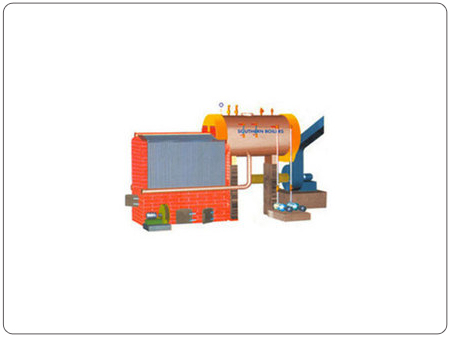Small Industrial Boiler Manufacturers, Export & Suppliers From India